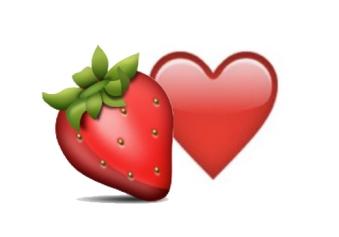 hjertejordbær
