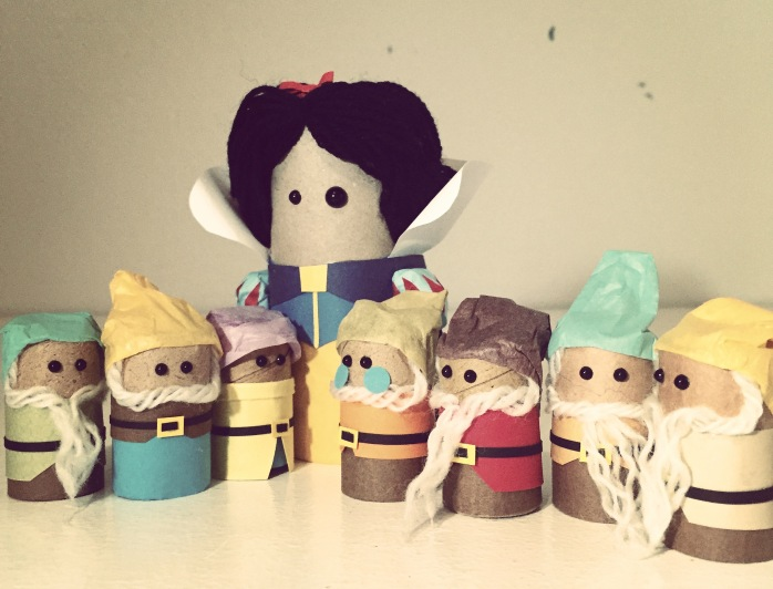 Snow and Dwarfs